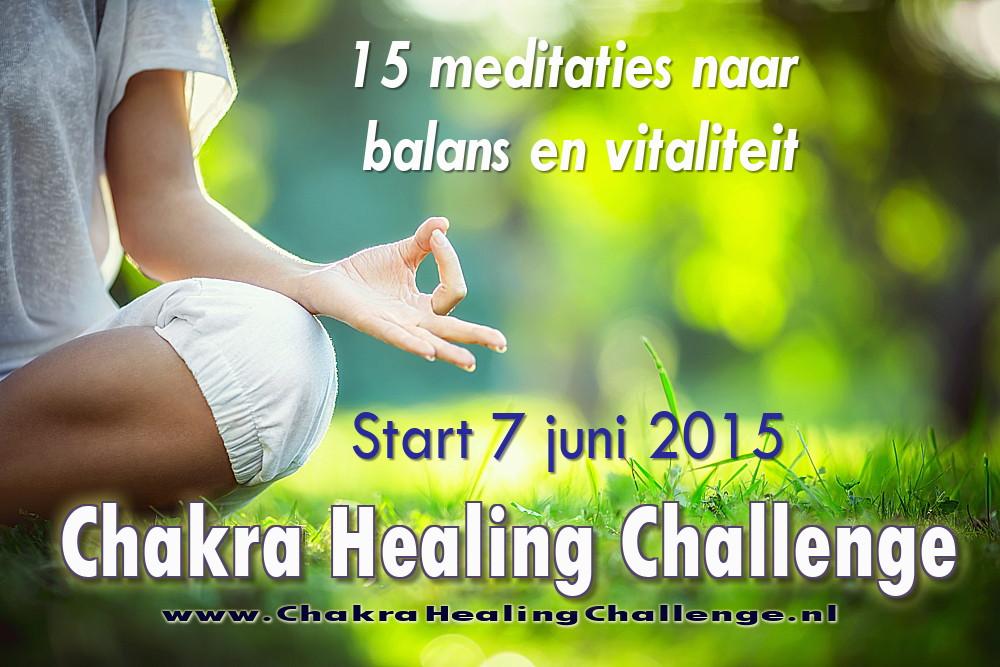 Chakra Healing Challenge