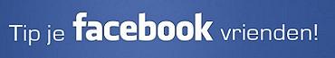 Tip je Facebook vrienden
