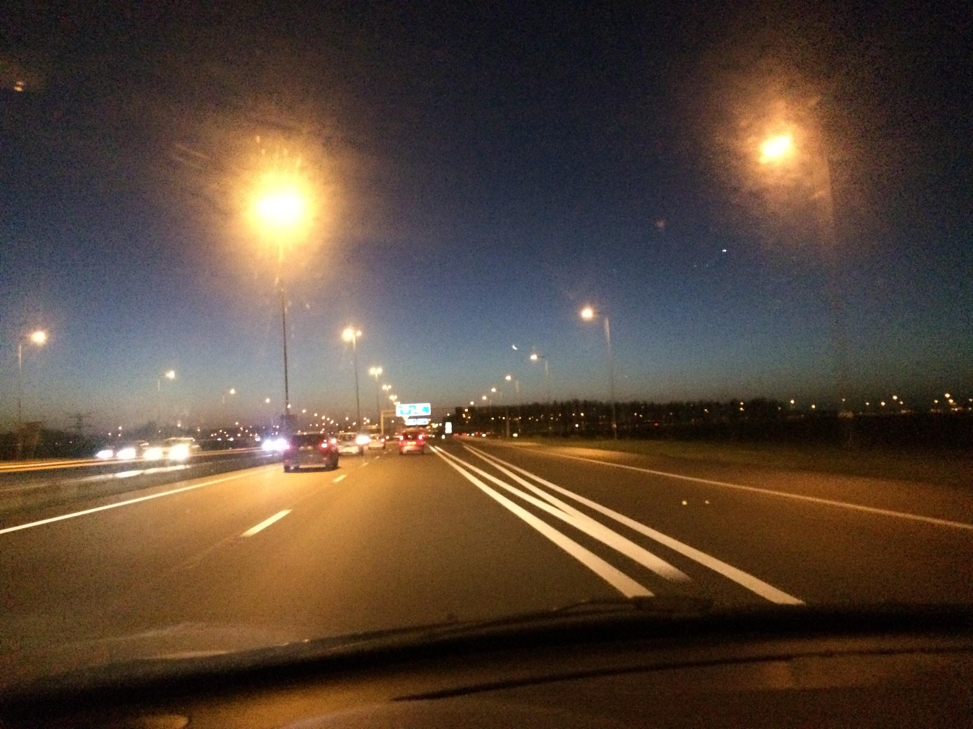 Op weg naar Hengelo...