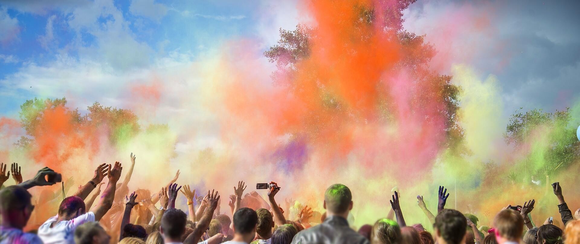 geef kleur aan je leven