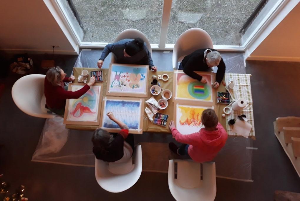 Kleur je leven workshop